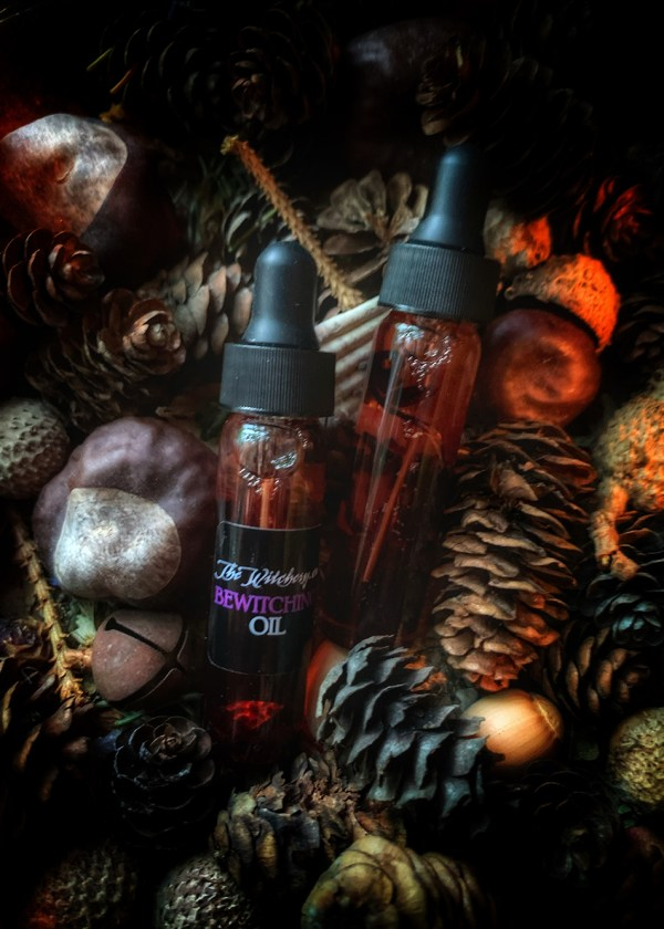 Bewitching Witchcraft Oil