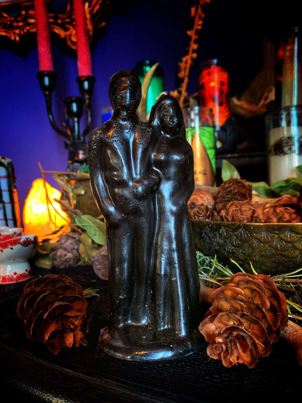 Relationship Black Candle