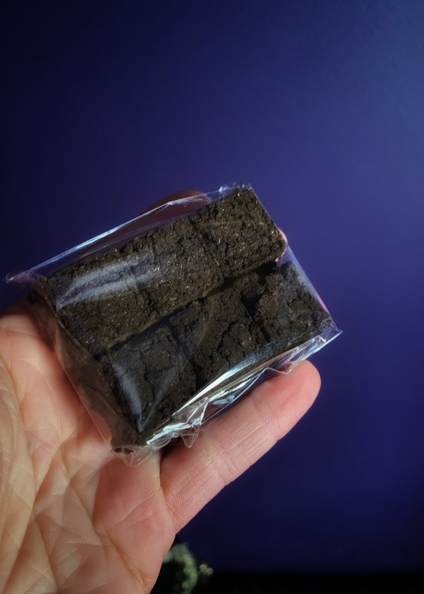 Irish Turf Peat Incense Bricks