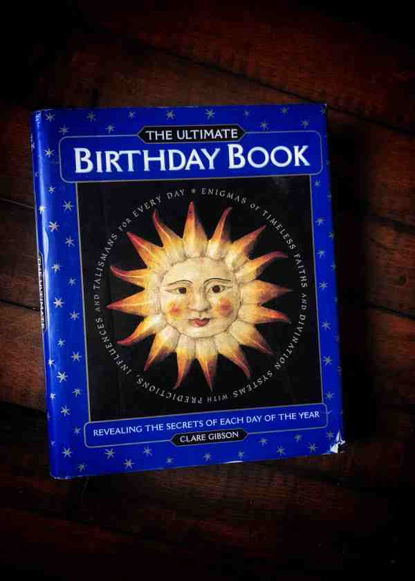 Ultimate Birthday Book