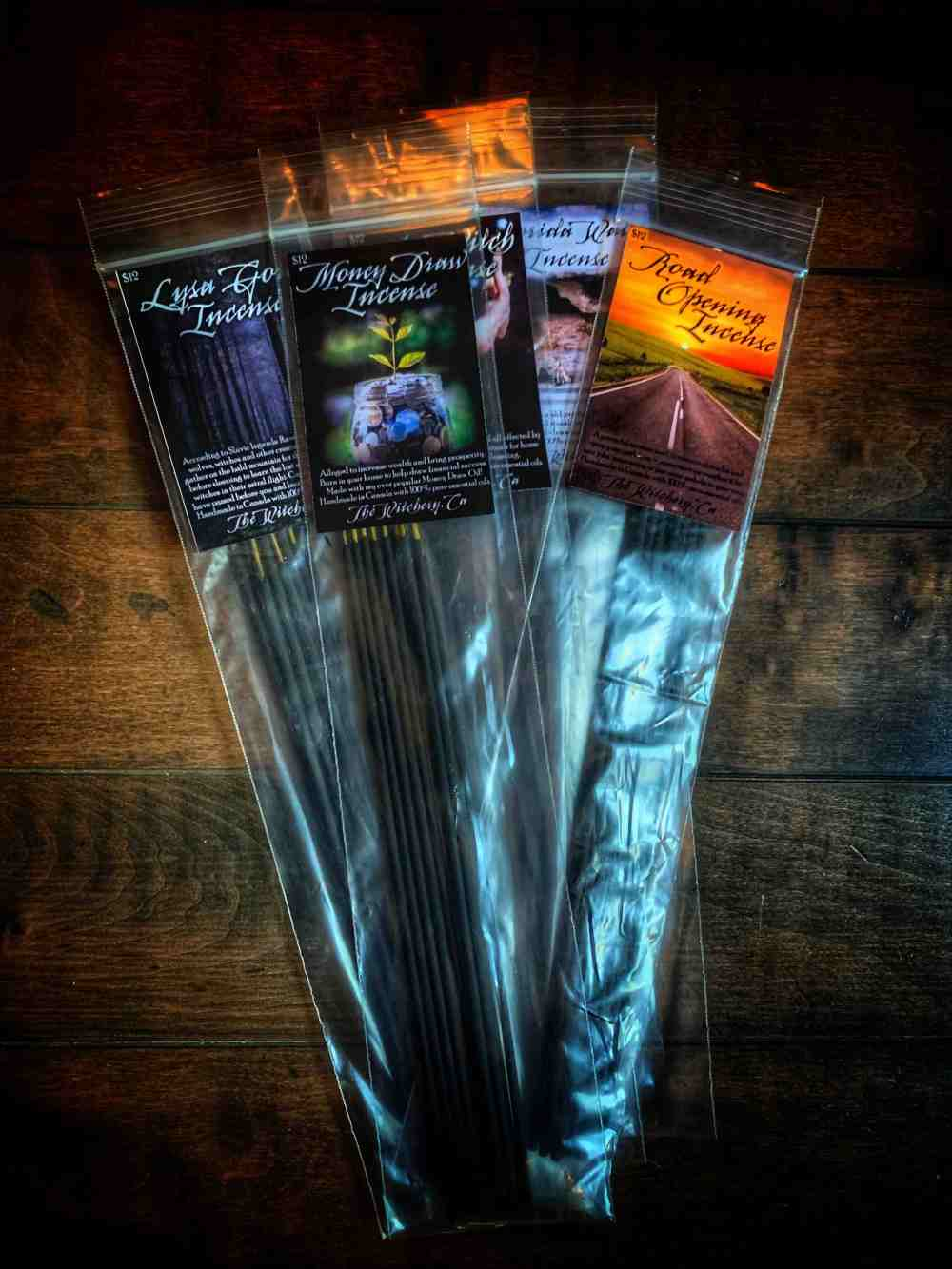 The Witchery Incense Sticks