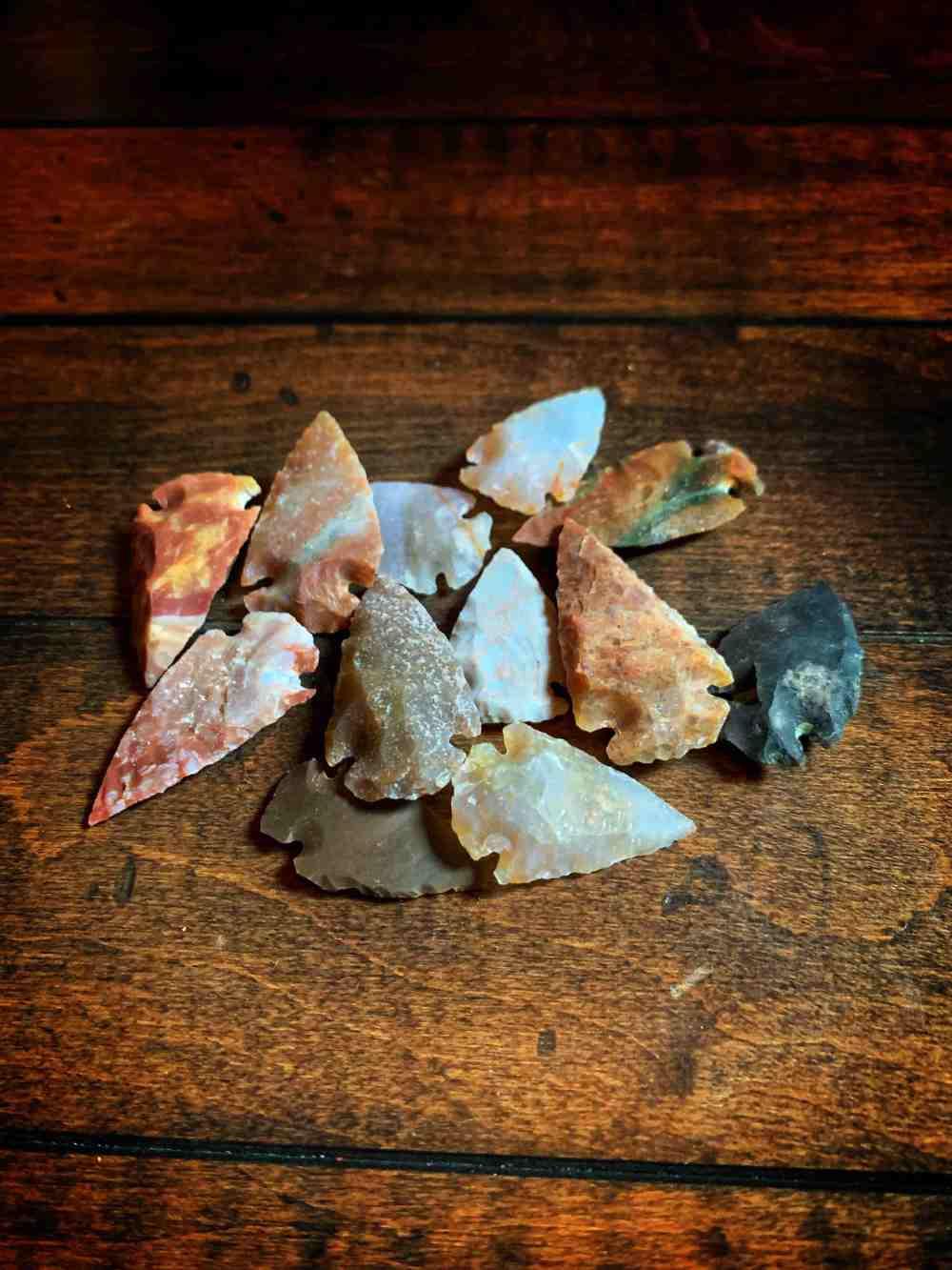 Stone Arrowhead