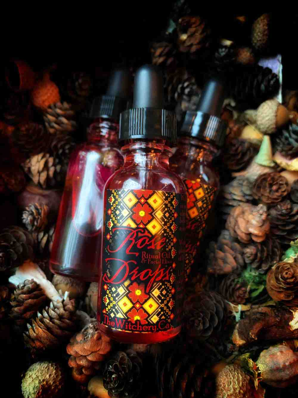 Rose Drops Ritual Oil & Facial Elixir