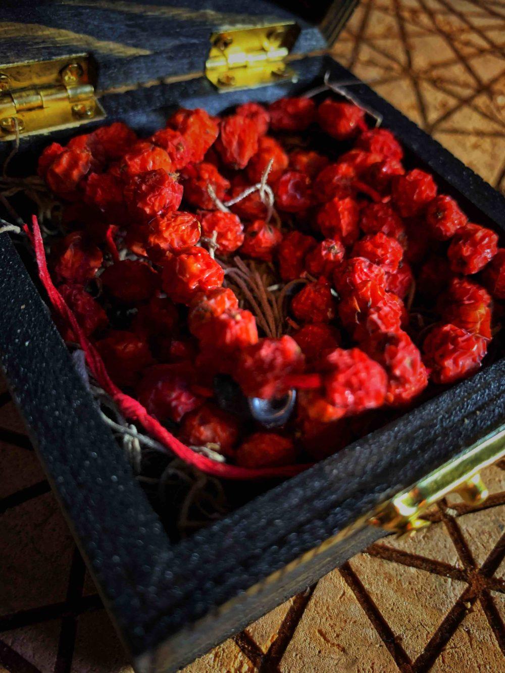 Baba Yaga's Reliquary Box