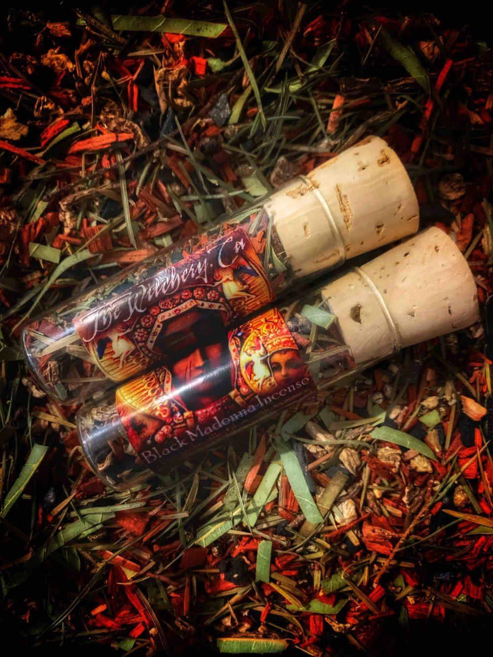 Black Madonna Incense
