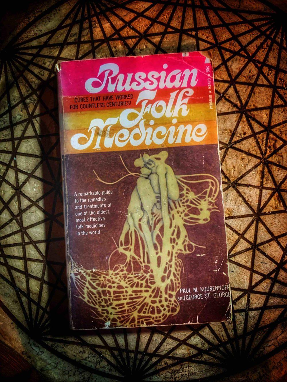 Russian Folk Medicine