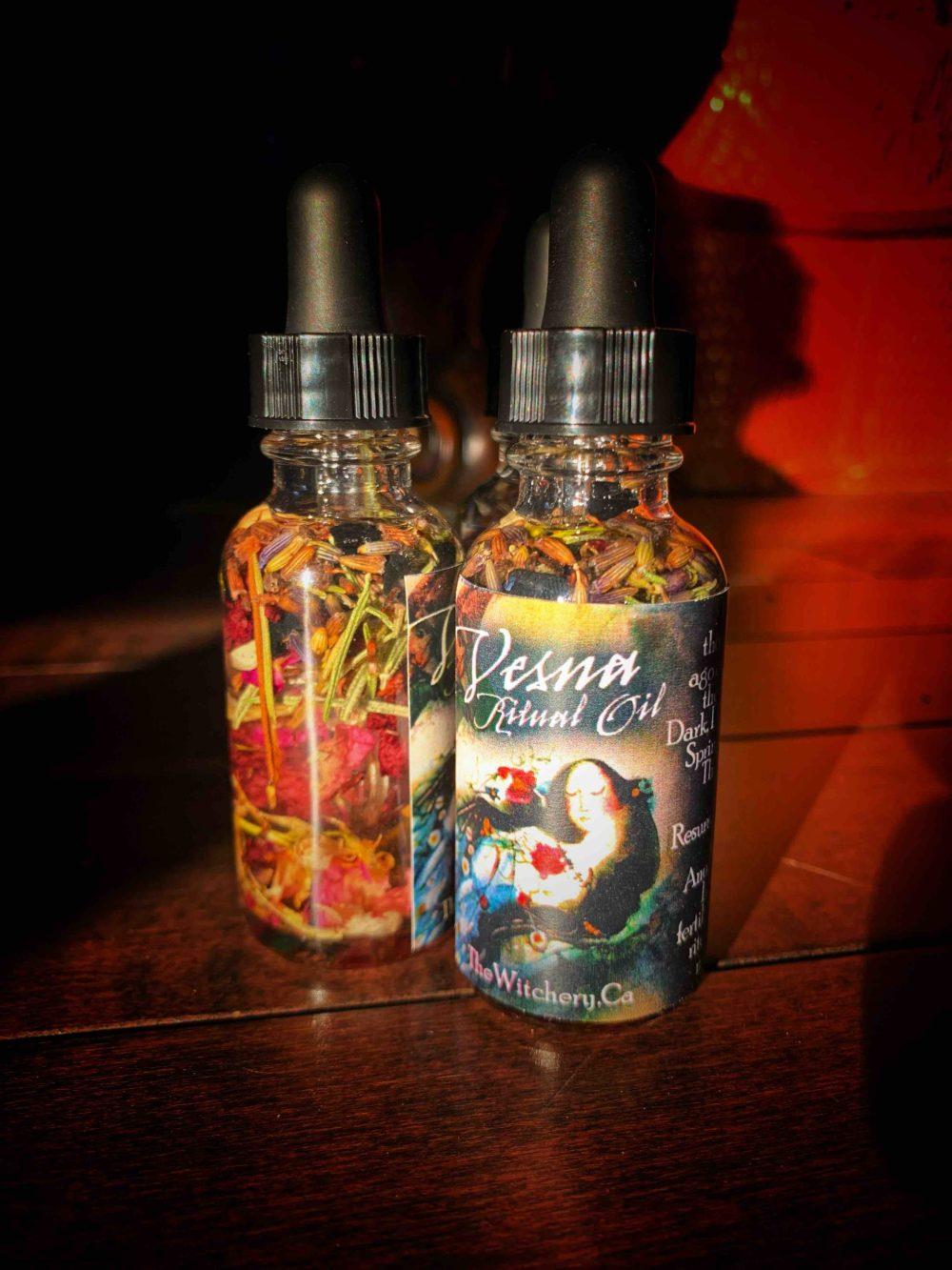 Vesna Ritual Oil