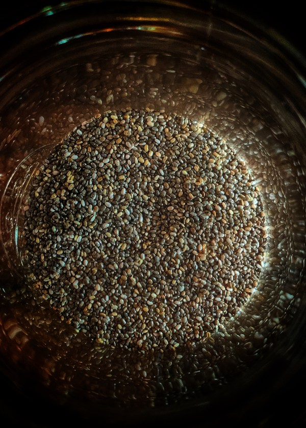 Chia Seeds Witchcraft