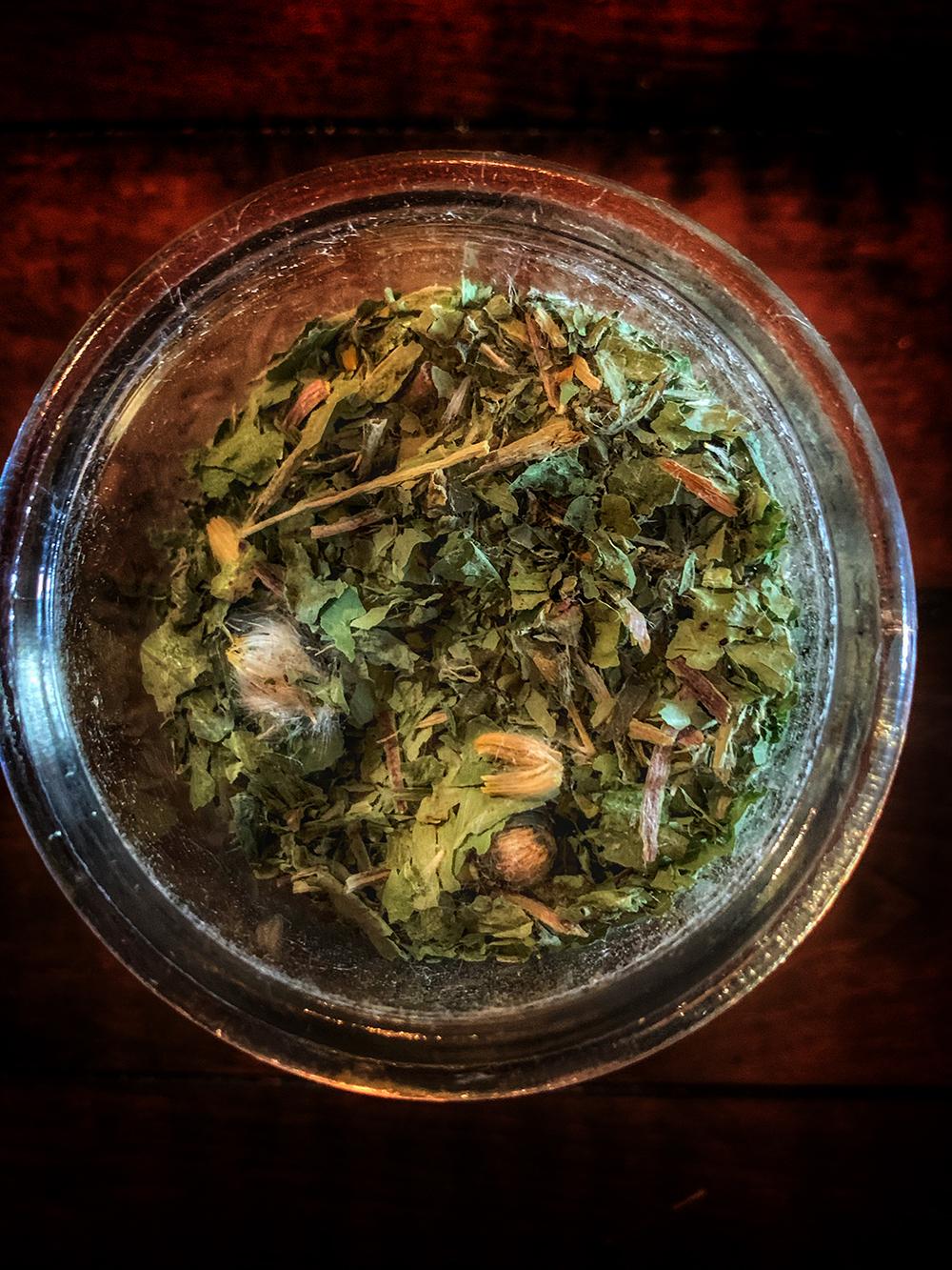 Dandelion Leaf Witchcraft