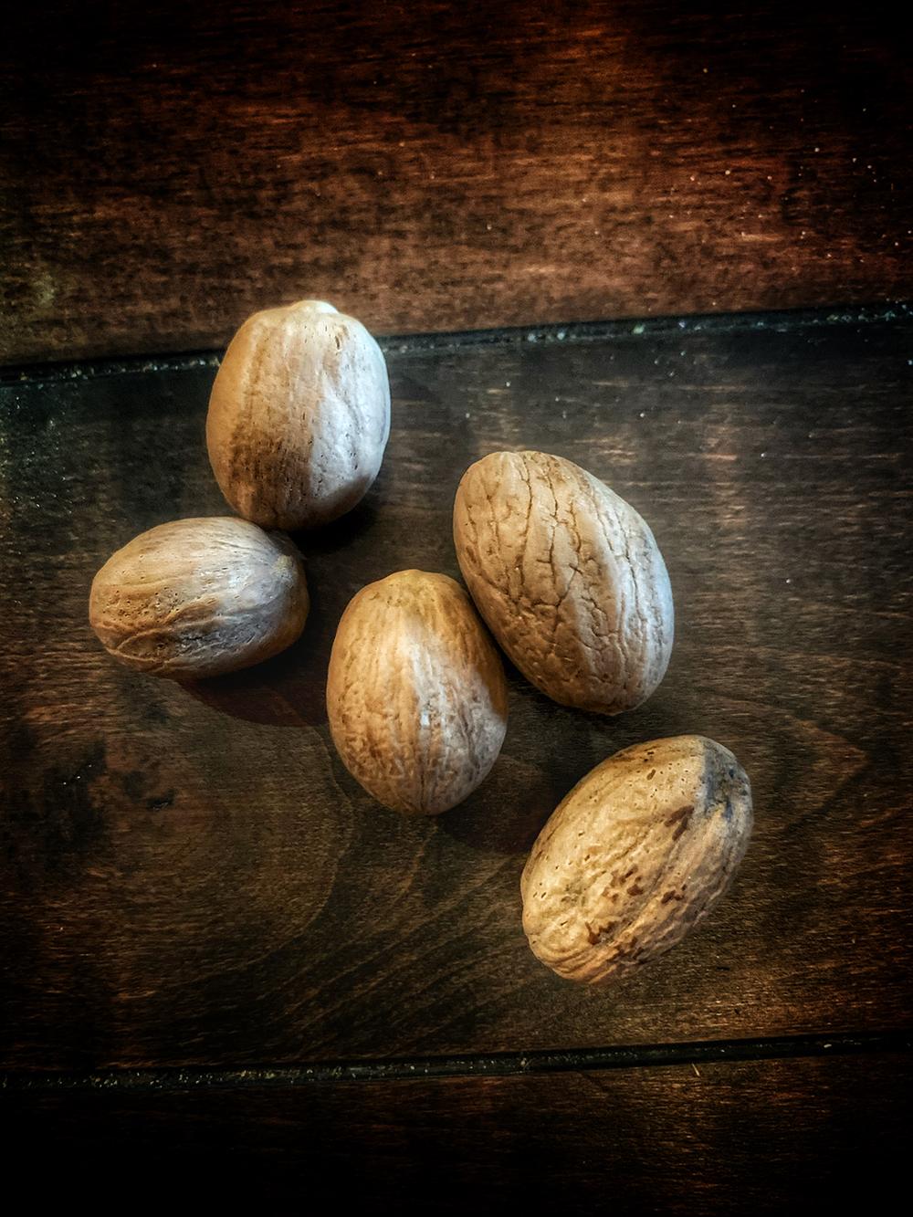 Nutmeg Witchcraft