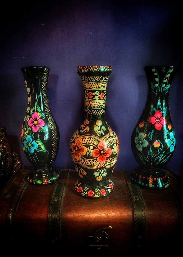 Altar Vase Vintage Slavic Surprise