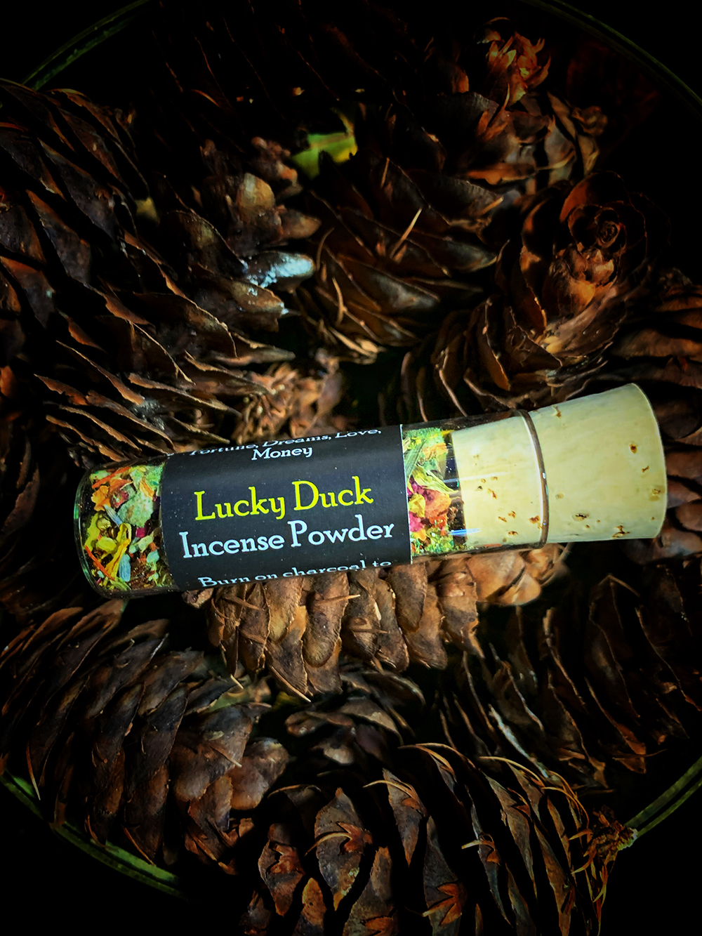 Lucky Duck Incense
