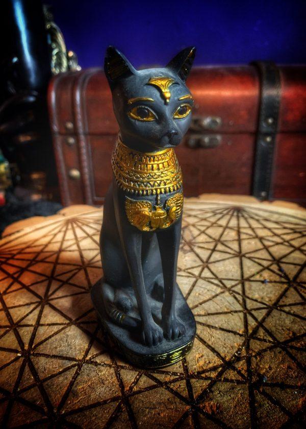 Bast Cat Statue