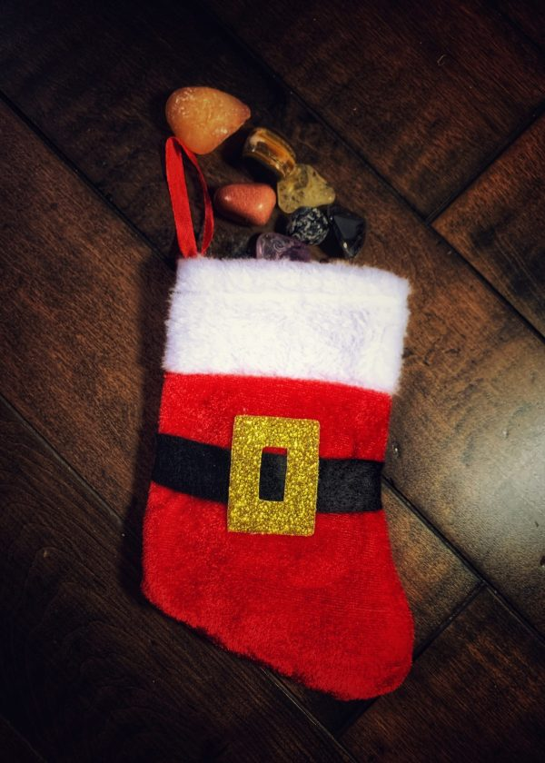 Santas Rock Sock Surprise