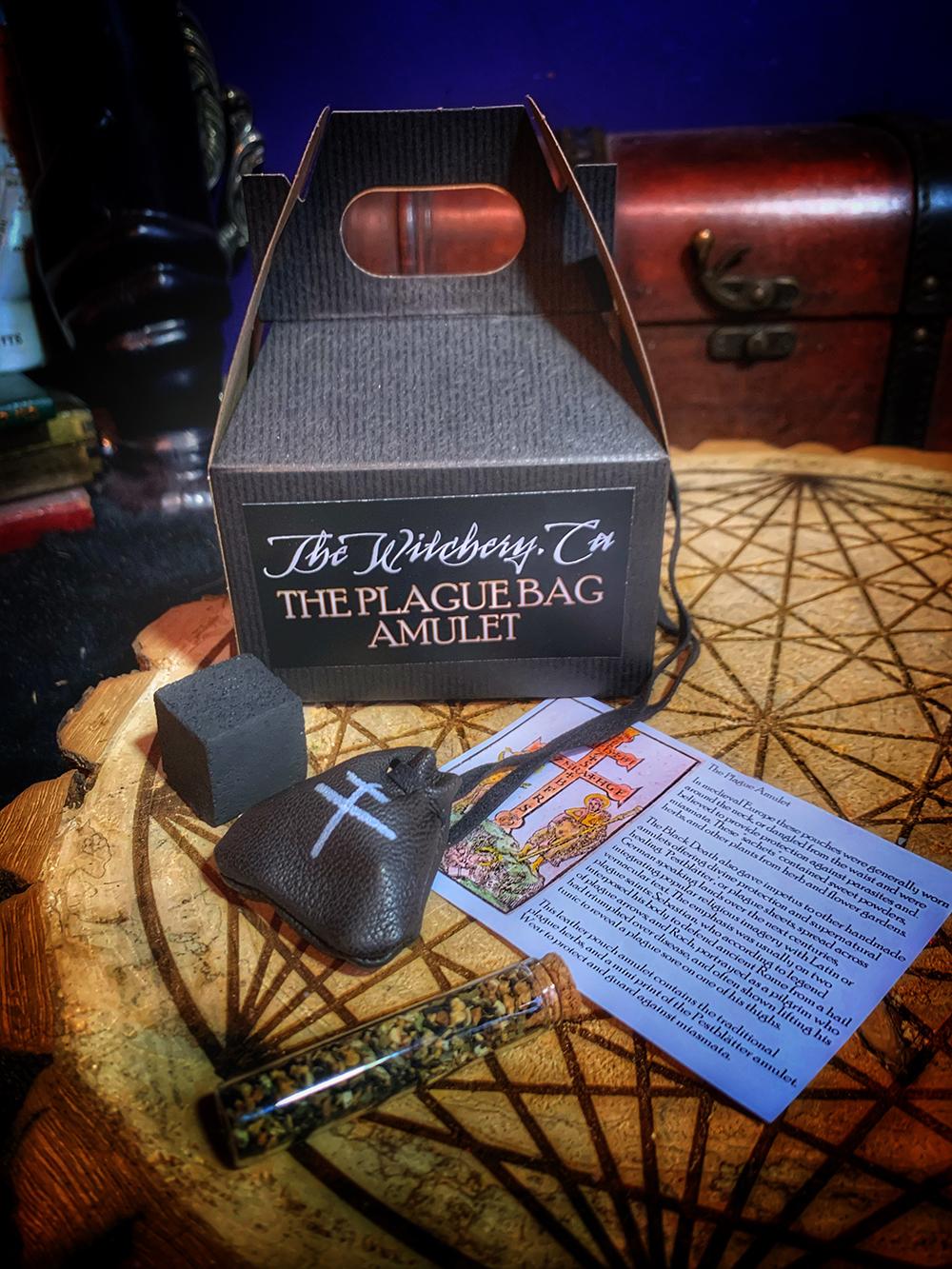 The Plague Bag Amulet