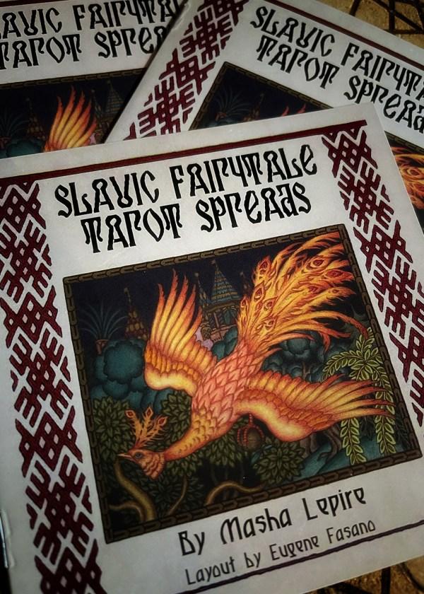 Slavic Fairy Tale Tarot Spreads