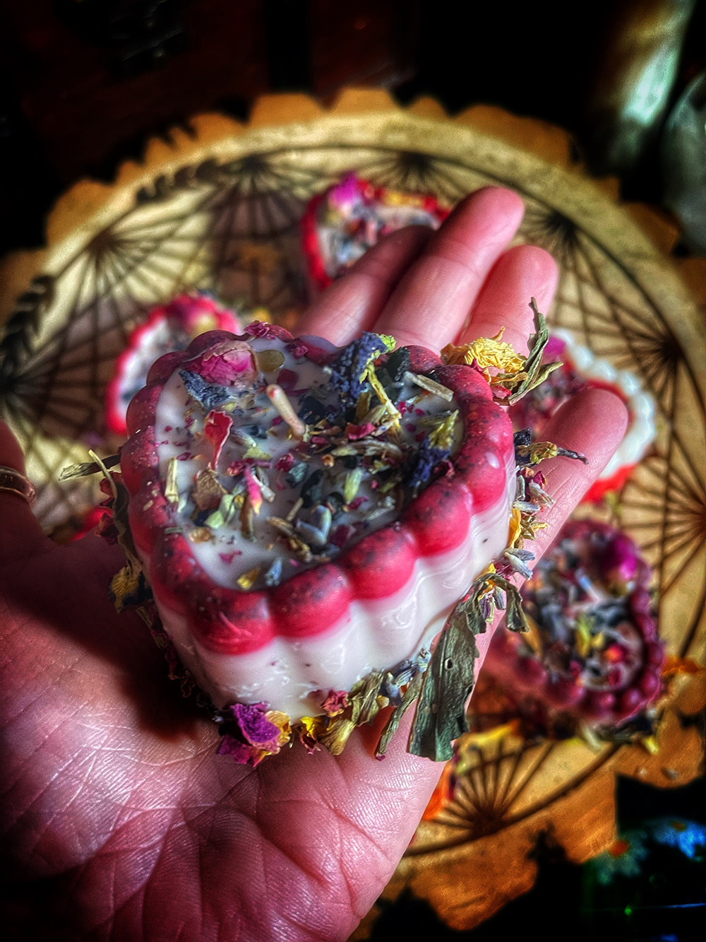 The Love Tart Votive Candle