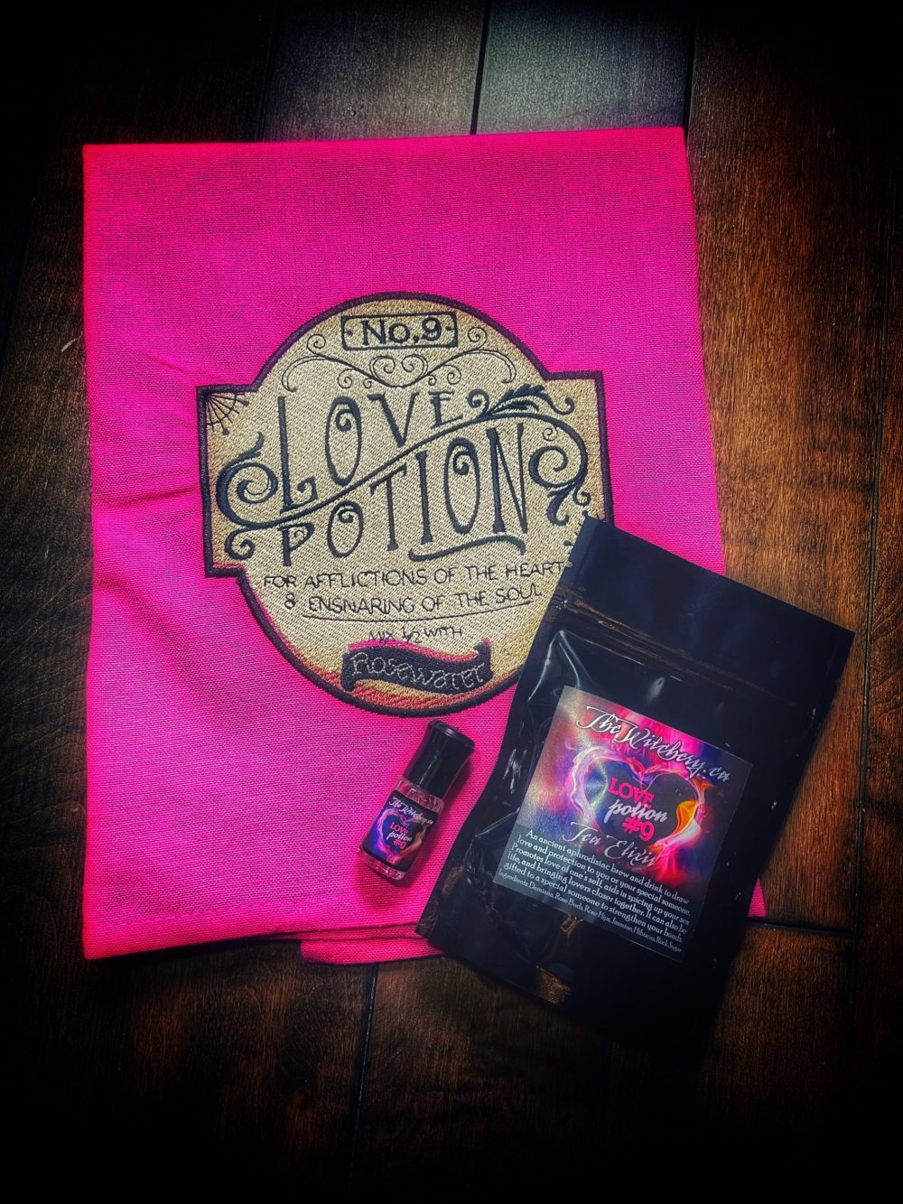 Love Potion #9 Collection
