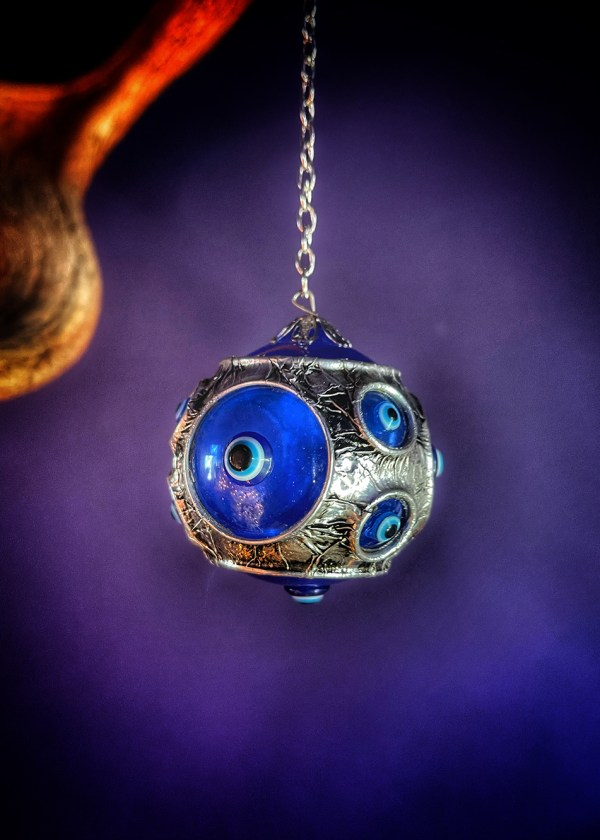 Witch Ball Evil Eye