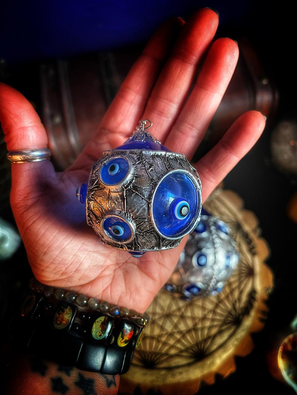 Witch Ball Evil Eye