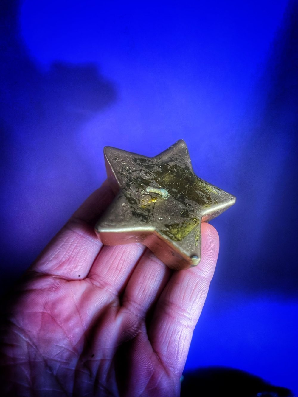 90's Star of Wonder Tea Light