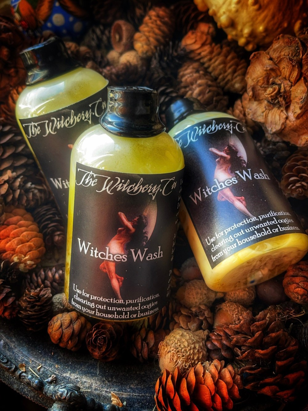 Ritual Witches Wash