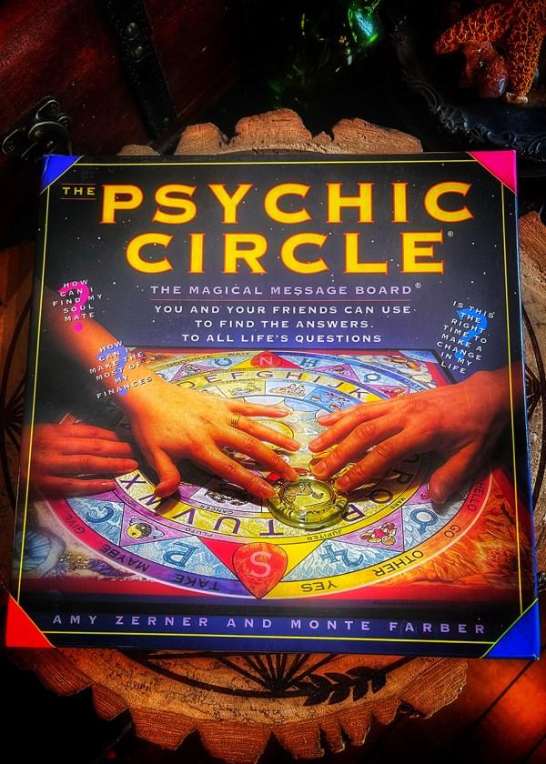 Psychic Circle Ouija Board
