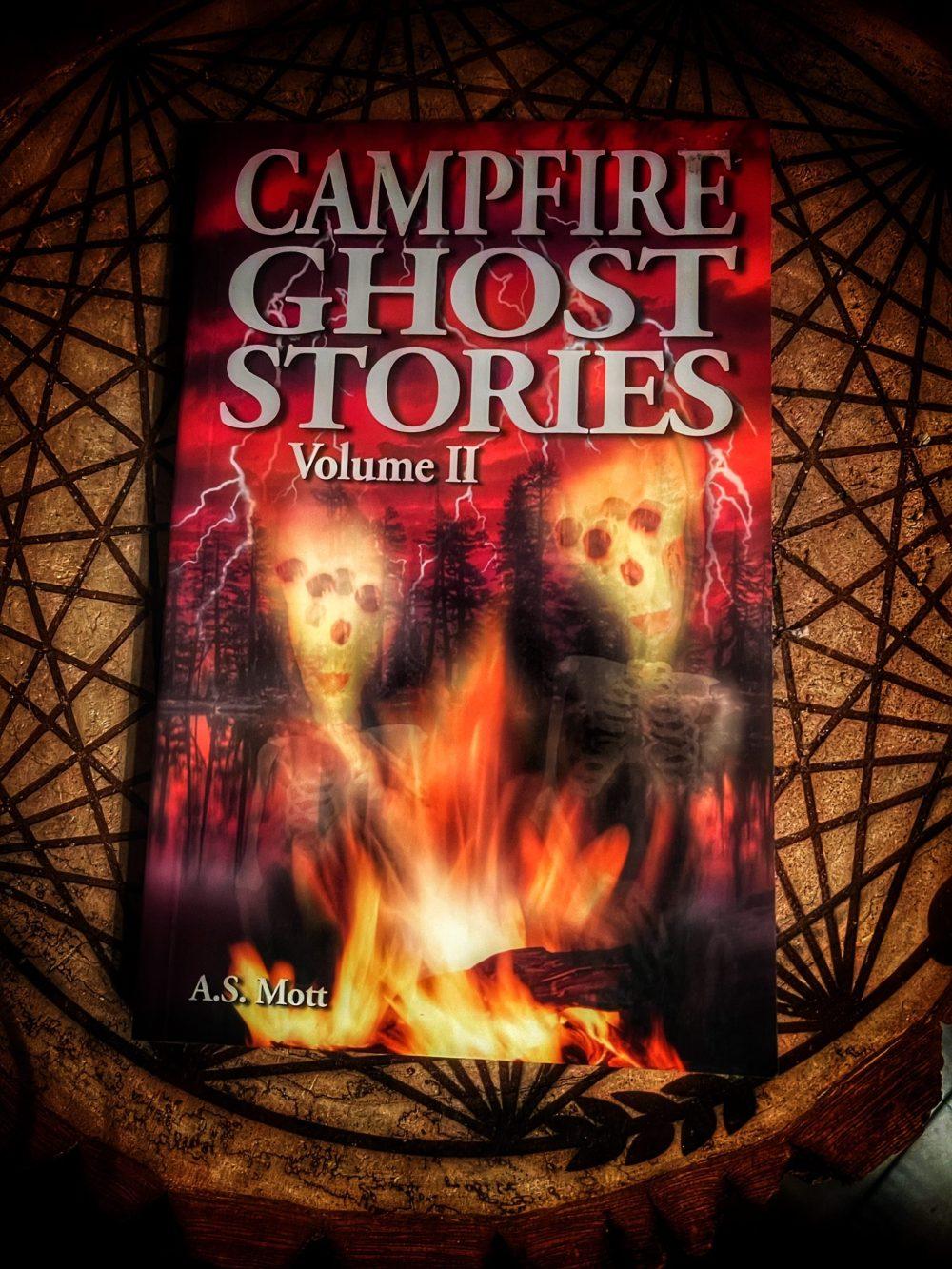 Campfire Ghost Stories Volume 2