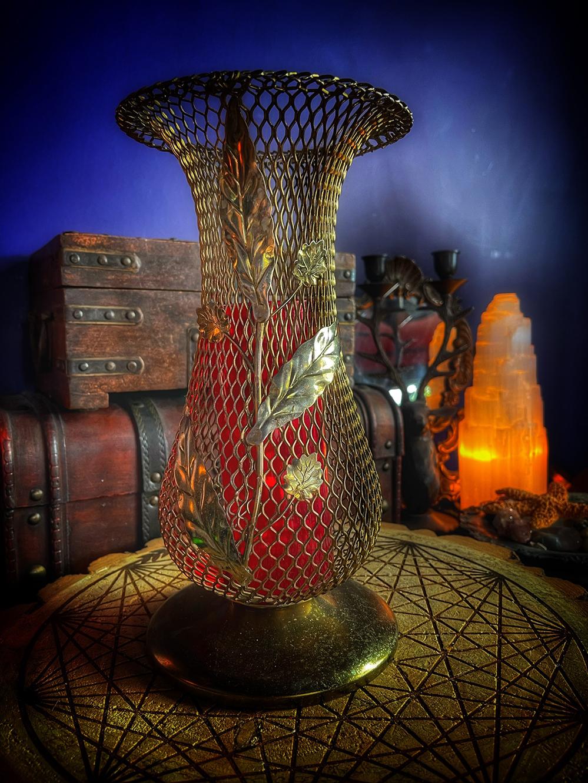 Ancestor Grave Offering Vase