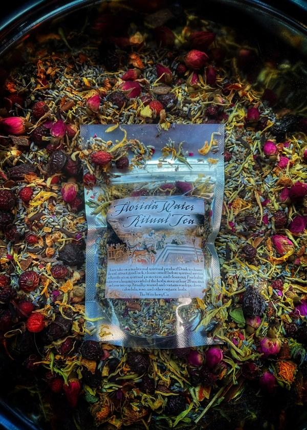 Florida Water Ritual Tea