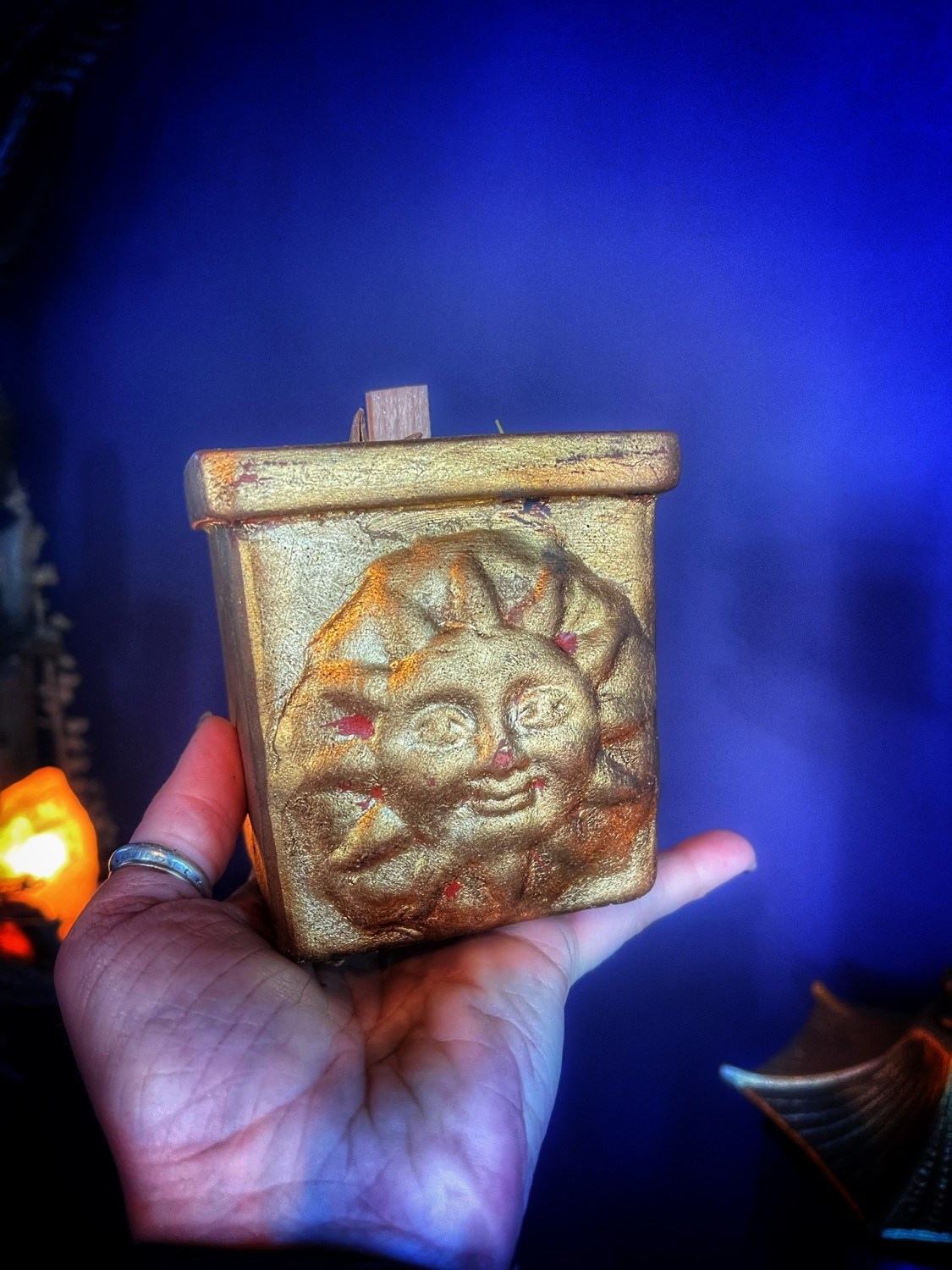 Celestial Psychic Visions Ritual Candle