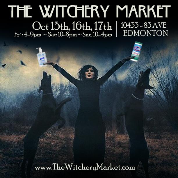The Witchery Market Edmonton / Edmonton Witches Market