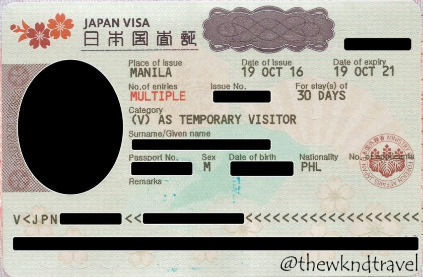 Tuesday Tip: 4 Easy Steps On How To Get Your Japan Visa (Tips