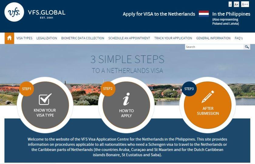 Tuesday Tip Do It Yourself Schengen Tourist Visa Application With Vfs Netherlands The Wknd Travel