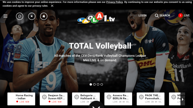 laola1.tv best sports streaming sites 2017