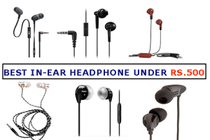 Top 10 Best Headphones You can Buy under Rs.500 with Good Sound Quality