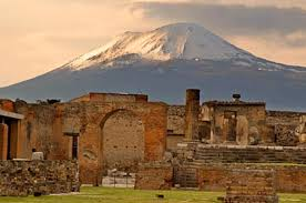 Pompeii and Mt. Vesuvius, part of our Thanksgiving in Italy trip.
