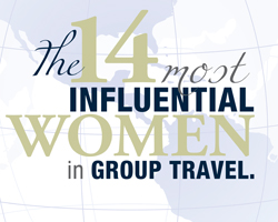 The 14 Most Influential Women in Group Travel Award