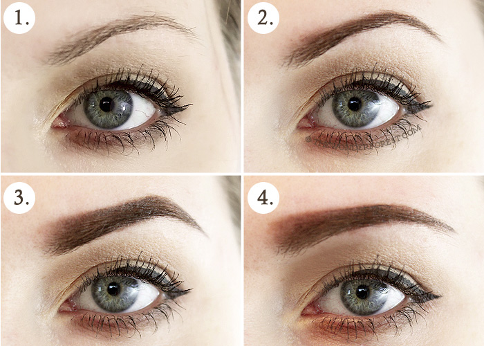 Brow Confidential 8 Different Eyebrow Shapes  Wonder Forest