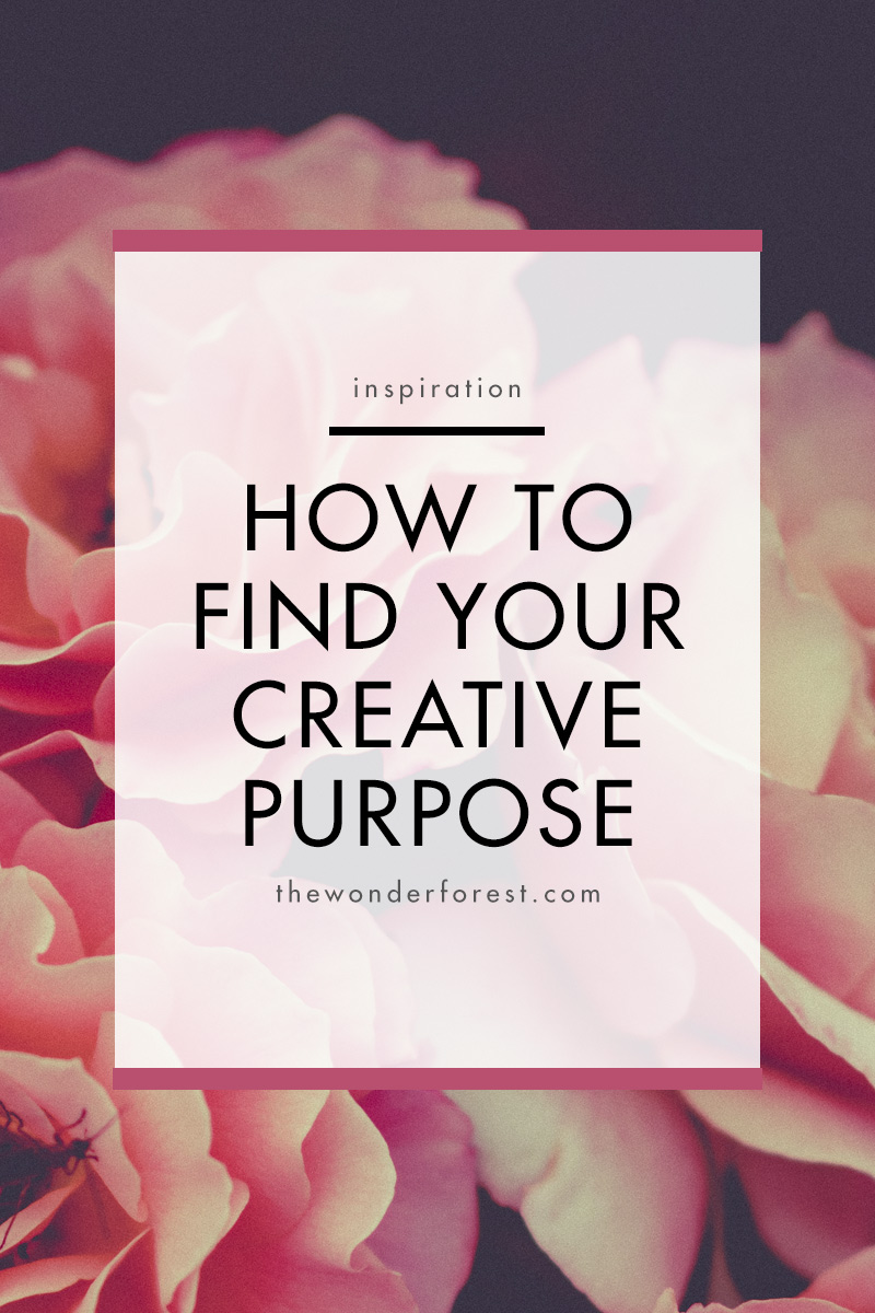 3 Questions to recognize your creative purpose