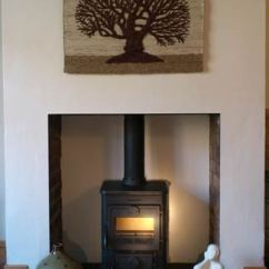Living Room With Log Burner Custom Woodburning Stove Faq Woodburner Tips The Company Installation In Coventry