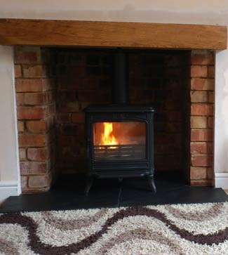 Woodburner Stove Installation  Servicing  Coventry West Midlands
