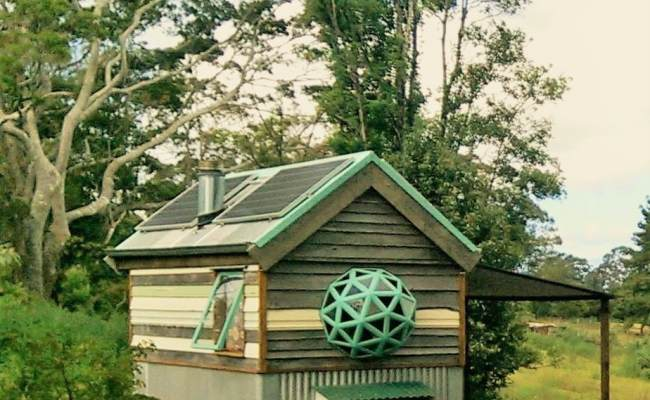 Tiny House Byron Bay Air Bnb The Woodbutcher S Tiny House