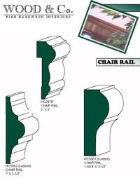 Hardwood Moldings | Custom Wood Moldings for Your Space