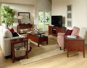 Whittier Wood Furniture McKenzie Living Room