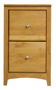 Archbold Alder 2-Drawer File Cabinet