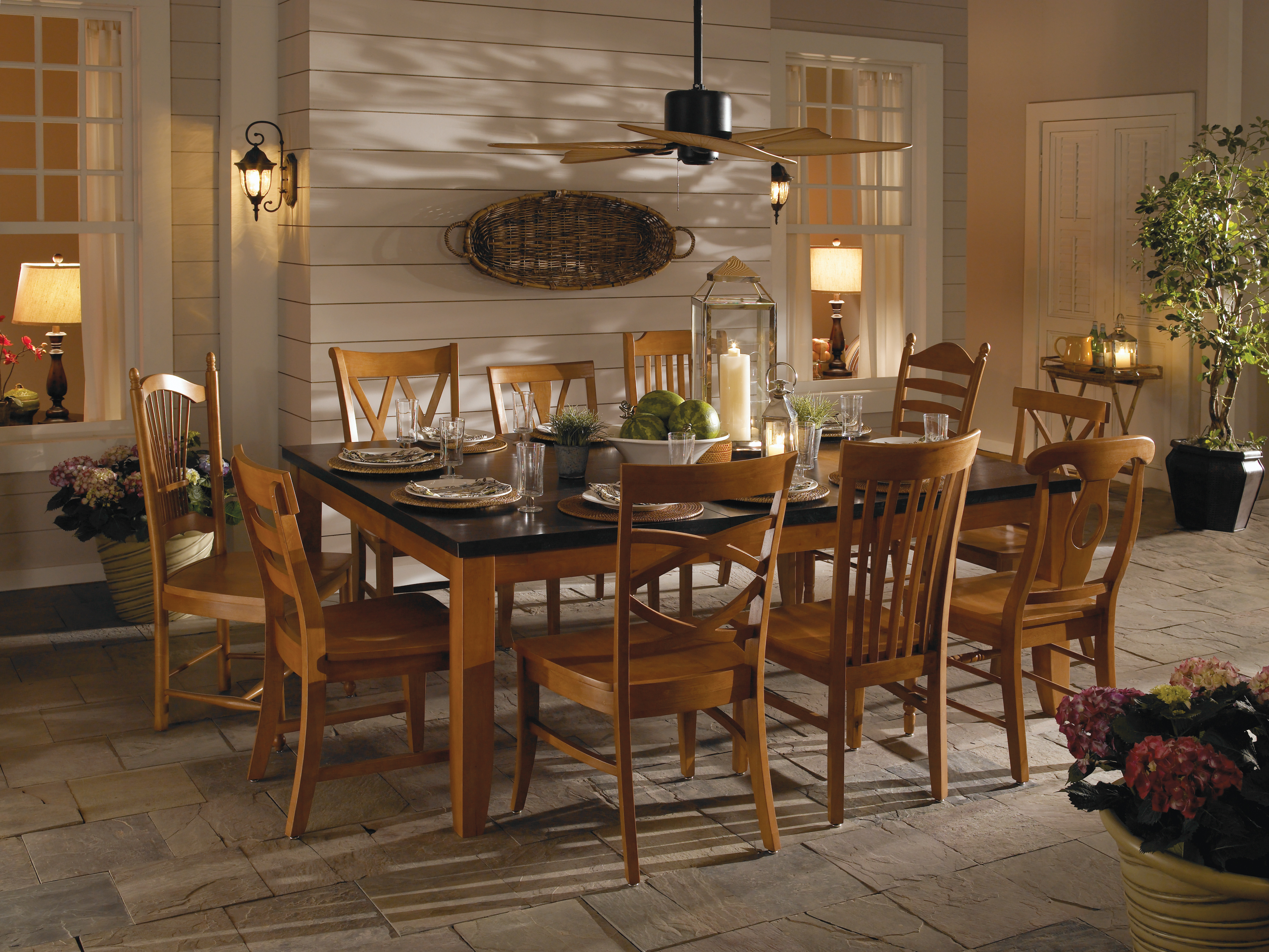 table and chair sale kitchen and dining room furniture whitewood espresso candlelite dining set