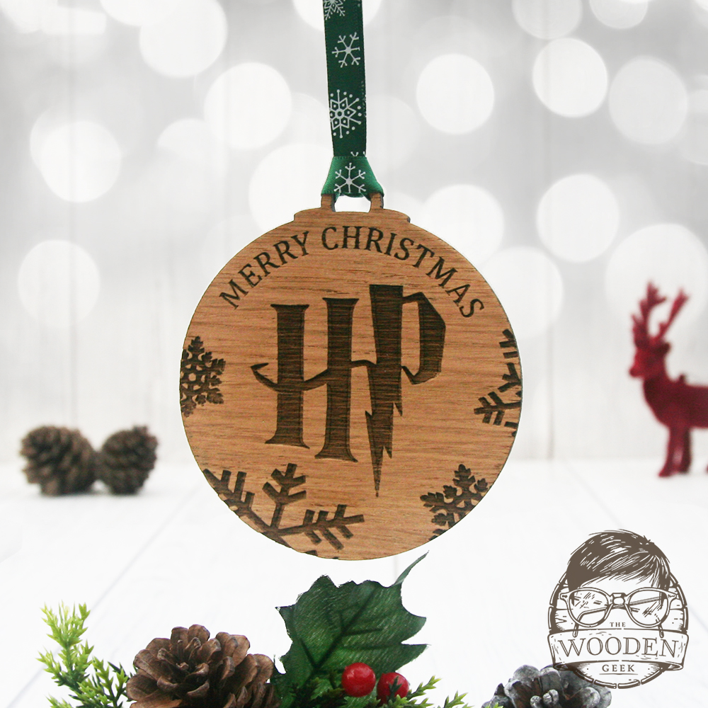 Harry Potter Christmas.Harry Potter Christmas Decorations