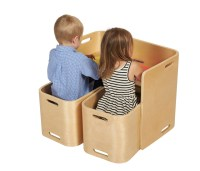 Kids Wooden Table and Chairs - The Wooden Toy Chest