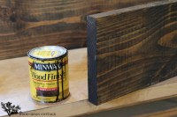 DIY Office Shelving - The Wood Grain Cottage